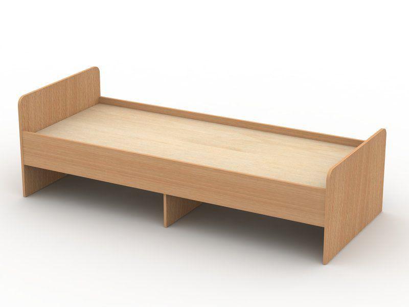 Как сделать детскую кровать из лдсп